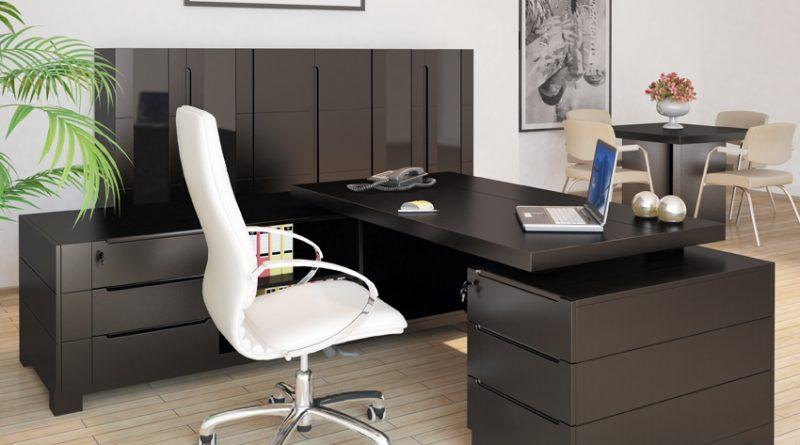 Особенности выбора мебели для кабинета руководителя