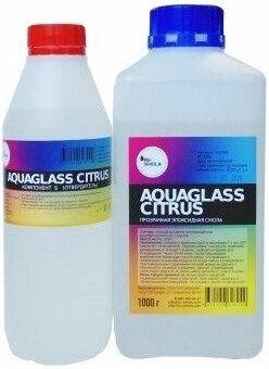 Aqua Glass Citrus