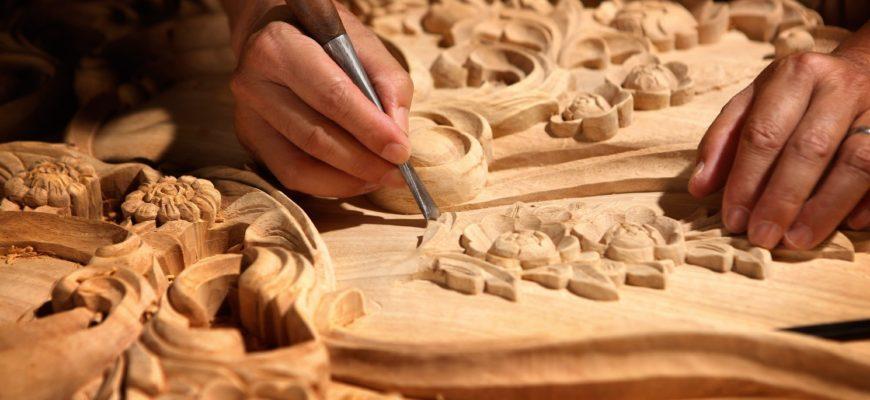Резьба по дереву: история зарождения, особенности, виды
