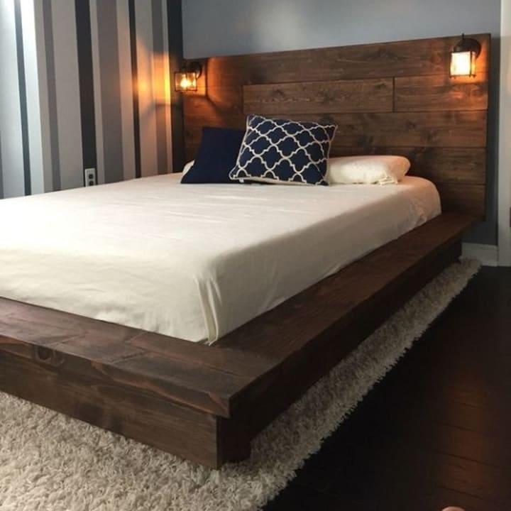 Преимущества кроватей из массива дерева