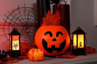 20 простых и веселых идей для декора к Хэллоуину