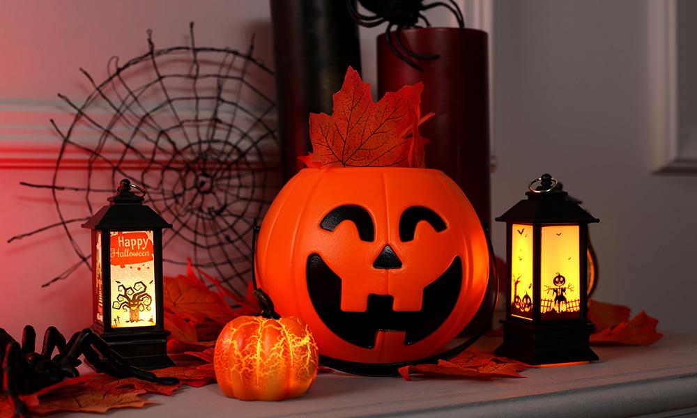 декора к Хэллоуину